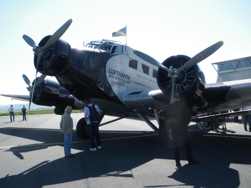 Tante Ju, Junkers Ju52/3m