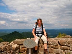 Aussicht Wegelnburg